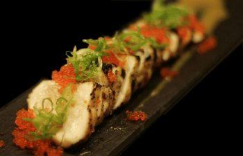 Tataki pez mantequilla